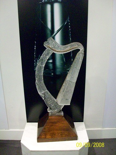 Ireland - Waterford Crystal Factory