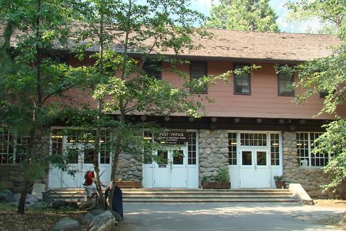 Yosemite-Post office