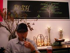 POSH漢堡早餐專賣店
