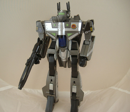 Galaxy Defenders Variable Cyberbot - robot
