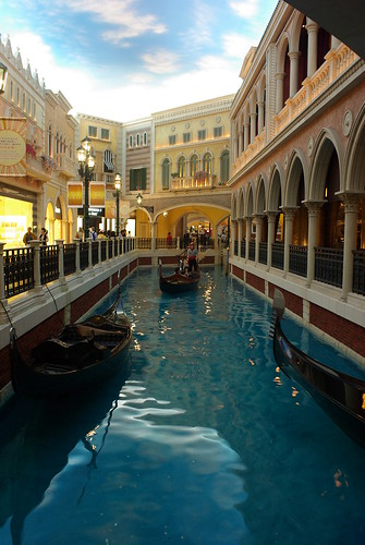 Venetian Macau Photo with Pentax K10D and Spiratone 20mm f/28