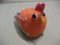 IMG_3040 (mirtodegollanes) Tags: paris mascotas muñecos agujas gallina especiales algodon costura fieltro acerico alfileres bieses muñecosespeciales