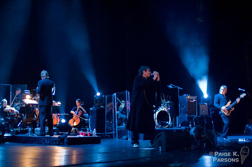 Echo & the Bunnymen @ Radio City Music Hall