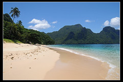 Playa secreta de Palawan, Filipinas... ([cation] (totally off...)) Tags: voyage travel viaje beach nikon southeastasia philippines playa filipinas palawan d300 cation westernvisayas favemegroup3