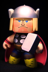 Thor - Mighty Mugg (chanchan222) Tags: comics toys vinyl thor marvel mighty figures pvc hasbro muggs danchan danielchan chanchan222 wwwchanofamericacom chanwaibun httplifeofplasticcom
