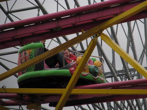 Nottingham Goose Fair 2008