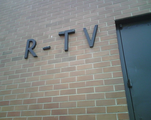 Building R — Television