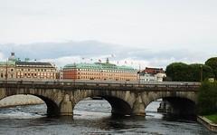 Norrbro (Osdu) Tags: city travel bridge sweden stockholm scandinavia norrbro