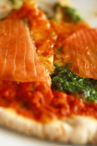 Salmone pizza - DSC_7823