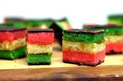 Seven-Layer Cookies