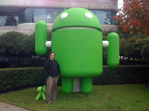 Android and Me