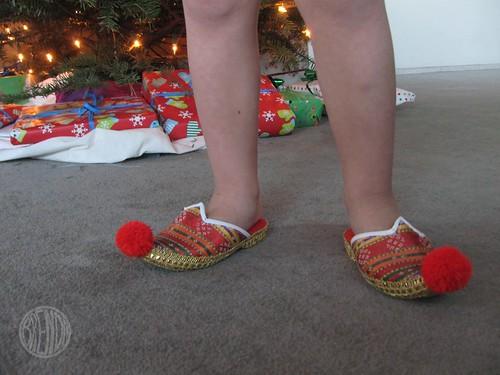 elf feet