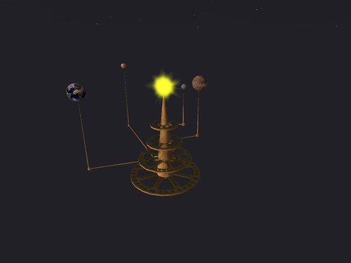 Mechanical Solar System