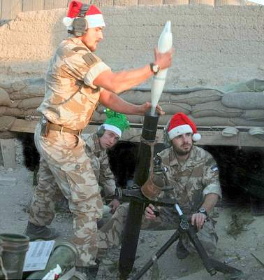 no christmas truce in Afghanistan