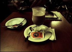 Mocha |  (Recovering Sick Soul) Tags: cup coffee caf table cafe iran coffeeshop mocha tehran  nima   carre fatemi   nimafatemi