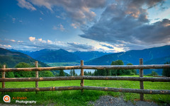 The Nature Gate - Zell am See , SalzburgerLand (Essa Al-Sheikh - @Bo3awas) Tags: