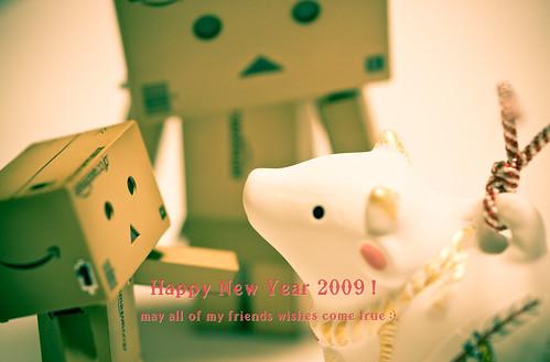 9484 : Happy New Year 2009!