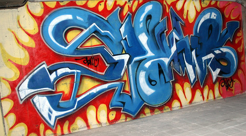 iranian ( Persian Graffiti ) by A1one.