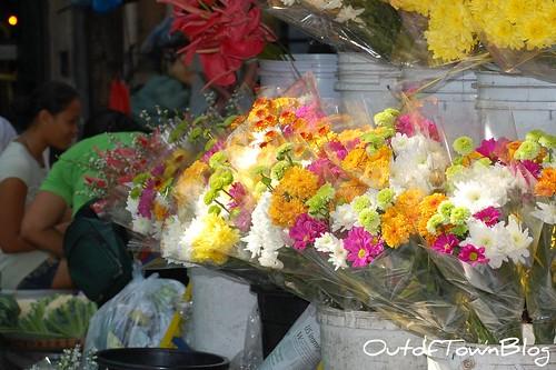 Quiapo Flowers