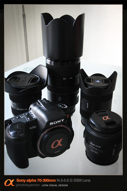 SONY 70-300mm G SSM