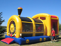 Inflatable Bouncer GB-185