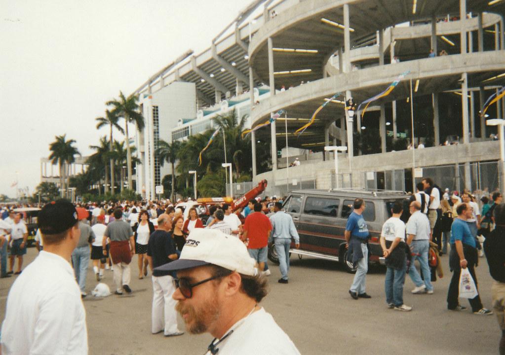 Super Bowl XXIX - Joe Robbie Stadium