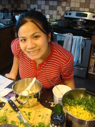 墨西哥麵條沙拉