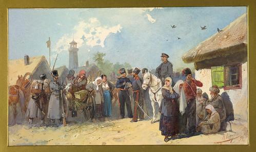 005-Las tatarabuelas de los cosacos-llegada de un grupo de esposas