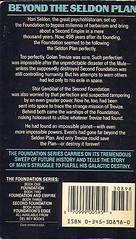 Asimov, Isaac - Foundation's Edge (1989 PB Back) (sdobie) Tags: back books foundation edge 100views 400views 300views 200views covers 1989 500views asimov 800views 600views 700views export
