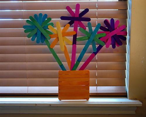 Stick Bouquet