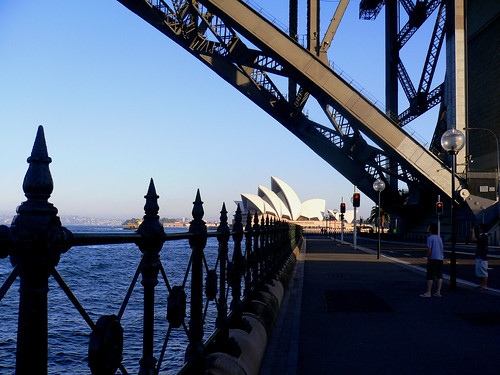 Bridge and Opera House