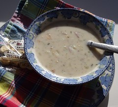 Cook's Illustrated Light New England Clam Chowder