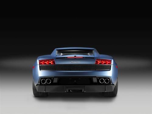 Lamborghini Gallardo LP560-4 Ad Personam rear