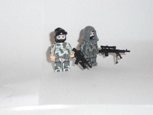 norwegian sniper and soldier