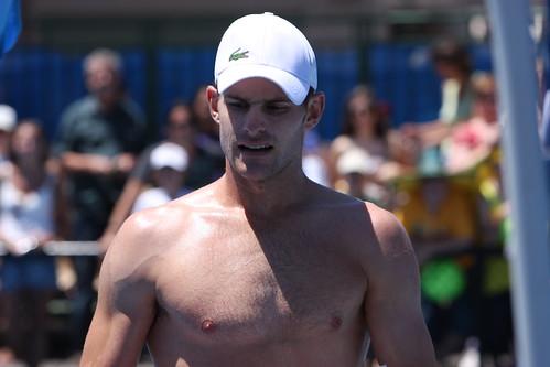 Andy Roddick Australian Open 2009 Melbourne by brettmarlow1.