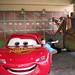 Sean & Lightning McQueen