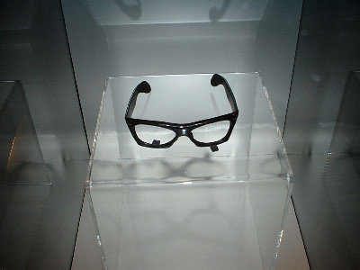 Buddy Holly's original glasses