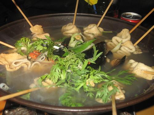 Last Dinner @ Insadong