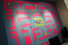 clickTRUE Pacman Wall