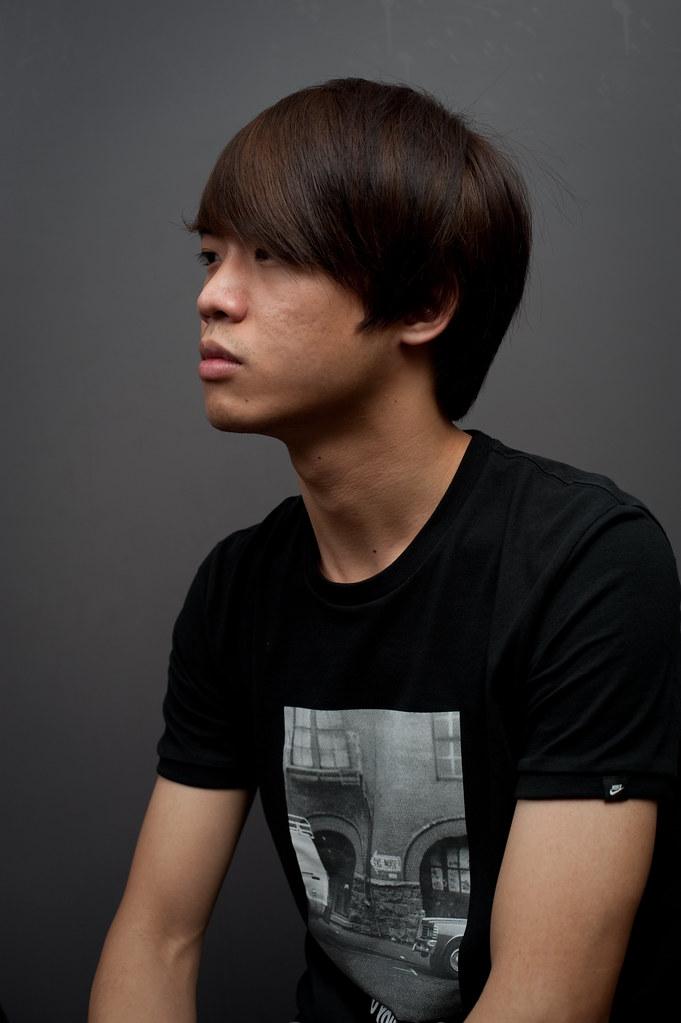 【男生髮型】簡單的酷造型