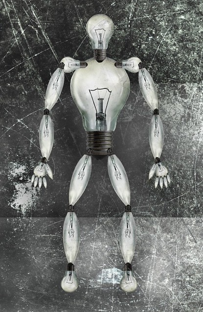 Mr. Heavybulb