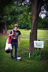 Bowie Golf and Country Club (Lani Barbitta) Tags: golf golfing clubs golfer drivingrange 18200mmvr nikond80 lanibarbitta bowiegolfandcountryclub ironsonly