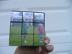 Father's Day gift : photo cube