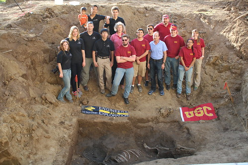 Native Diver Excavation