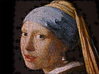 Paráfrasis Johannes Vermeer