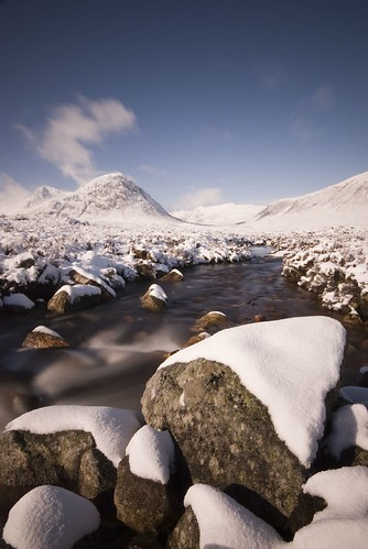 Buchaille and River Etive