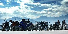 Mighty mountains, mighty motorbikes (Rob de Hero) Tags: italien italy mountains alps berge motorbike motorcycle alpen südtirol motorrad motorcycletrip passo motorradtour jaufenpass giovo passodimontegiovo
