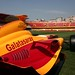 Galatasaray's SF Car 3 by superleague formula: thebeautifulrace
