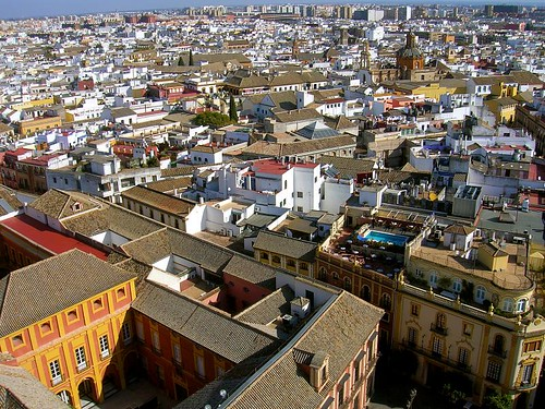 vista of Sevilla