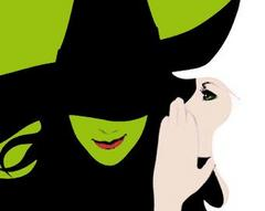 Musical Blooper: Wicked